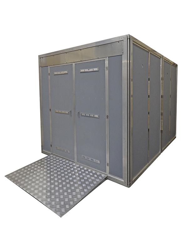 Material Lock system